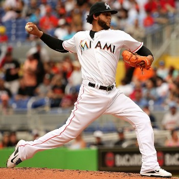 Henderson Alvarez Pitching Mechanics
