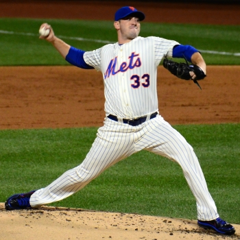 Matt Harvey Pitching Mechanics