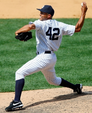 Mariano Rivera Pitching Mechanics