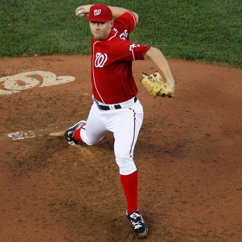 Stephen Strasburg Pitching Mechanics