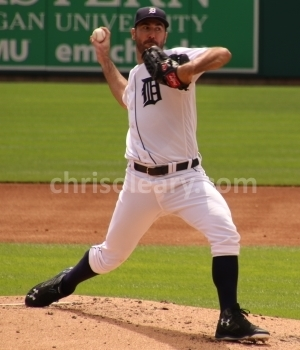 Justin Verlander Pitching Mechanics
